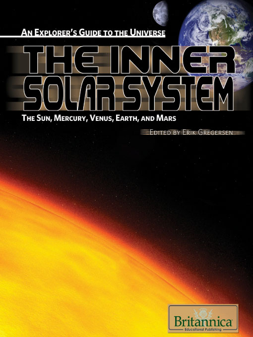 The Inner Solar System (eBook): The Sun, Mercury, Venus, Earth, and Mars